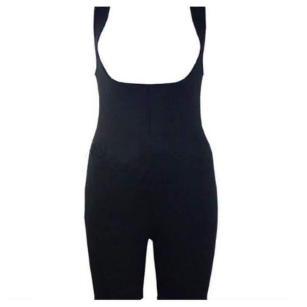 Bornbayb Damen Schwei/ß Ganzk/örper Shaper Sleeveless Shapewear Abnehmen Anzug