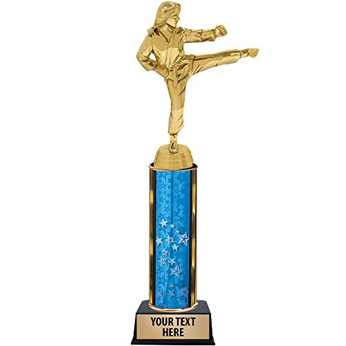 Martial Arts Trophy - 12