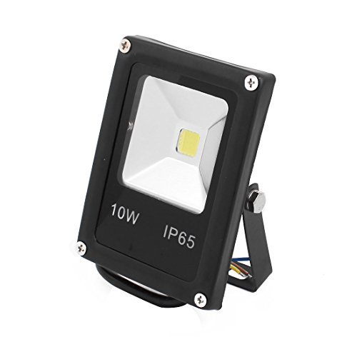 eDealMax AC 85-265V 10W Proyector LED Lampe déclairage Mural ...