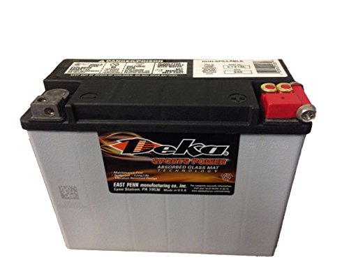 Deka Sports Power ETX18L Battery by Deka (Image #4)