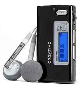 Creative Labs Zen Nano Plus/1GB Black - Reproductor MP3