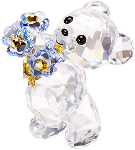 SWAROVSKI Kris Bear – Forget-me-not, Clear