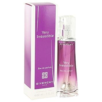 Amazoncom Givenchy Very Irresistible Sensual Eau De Parfum Spray