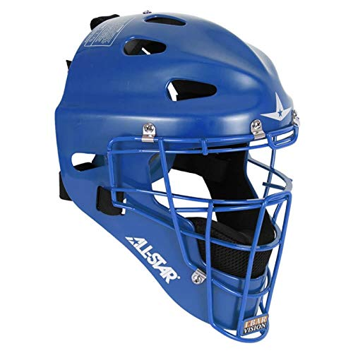 All-Star Youth Player Series Catchers Helmet Royal