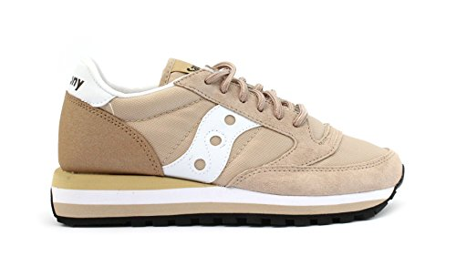 Sneaker Tan 1 Original Saucony S60403 Triple Jazz ASwBxdCq
