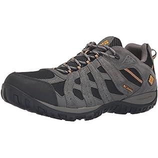 Columbia Men's Redmond Waterproof Low Hiking Shoe