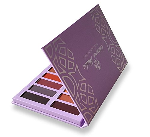 Best Pro Eyeshadow Palette Matte - 16 Highly Pigmented Makeup Eye Shadow Colors - Professional Vegan Nudes Warm Natural Bronze Neutral Smoky Shades
