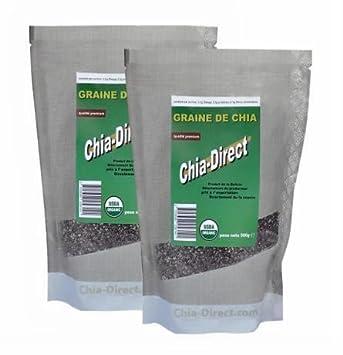 Semilla de Chia Bio - Acheter 4 kg y Payer 3: Amazon.es: Salud y ...