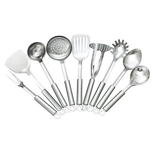 TAFOND Stainless Utensils Sets Spatula Spaghetti product image