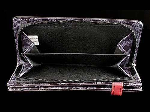 en soldes 5872f ff3b6 Fashions Caszmy bourse Raven Kin 3D Noir Fantaisie ...