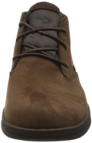 Timberland Men's Bradstreet Waterproof Goretex Chukka Brown (Dark Brown) YReoRnw3X