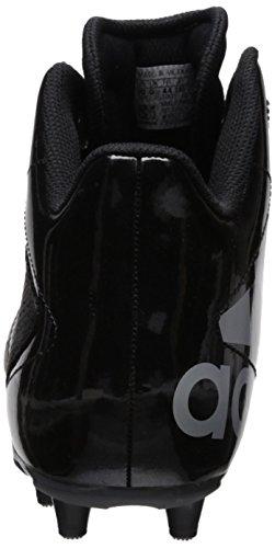 Pictures of adidas Men's Freak X Carbon Mid DA9635 Black/White/Ngtmet 8