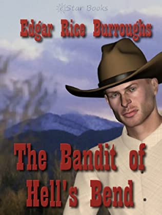 book cover of The Bandit of Hell\'s Bend
