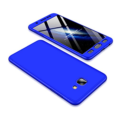 promo code de686 5c0ef Amazon.com: For Galaxy J7Max On Max Case, 360 Degree Full Protection ...