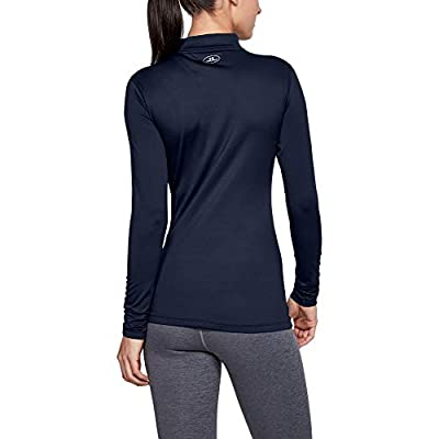 Under Armour Women's ColdGear Authentic Mock: Clothing