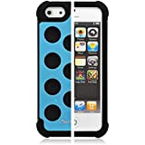 Ionic GUARDIAN Armor Case for New Apple iPhone 5 Apple iPhone 5S (AT&T, TMobile, Sprint, Verizon) (Blue)