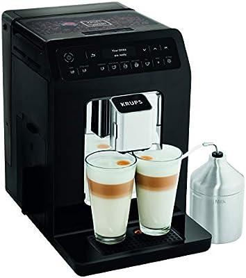 Krups Evidence Espresso EA891810 - Cafetera Superautomática 15 ...