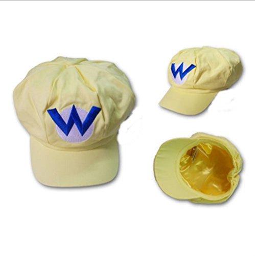 Halloween Wario Hat Cosplay Wario Costume