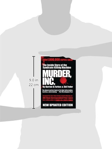 Murder inc the story of the syndicate killing machine amazon murder inc the story of the syndicate killing machine amazon burton b turkus sid feder peter lance fremdsprachige bcher fandeluxe Images