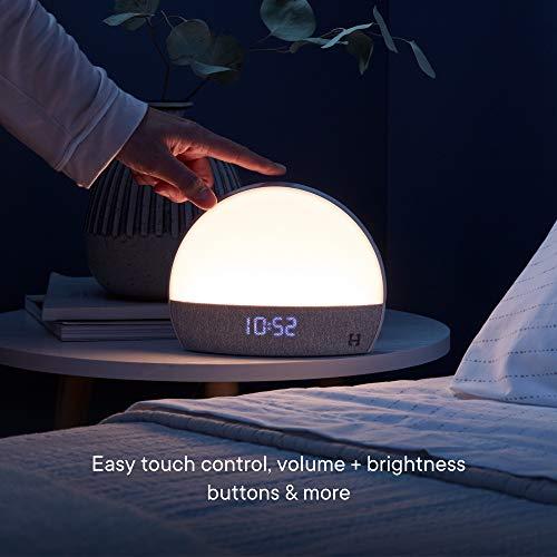 Smart sound machine and light
