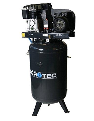 Aerotec Landefeld compresor vertical 880/720 litros