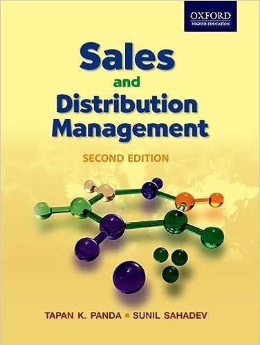 Sales & Distribution Mngmt - Resources - Tutorialspoint