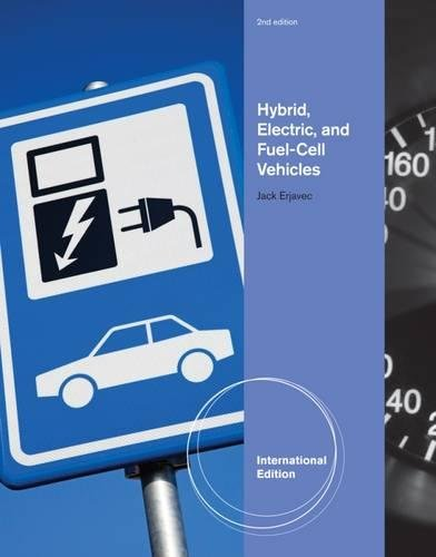 Hybrid, Electric and Fuel-Cell Vehicles, International Edition PDF