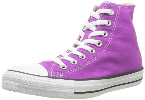 Converse Chuck Taylor All Star - Zapatillas de tela, unisex Morado (Purple Cactus Flower)