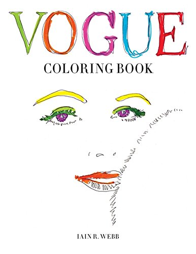 vogue-coloring-book