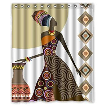 custom shower curtain 60 x 72 - 9