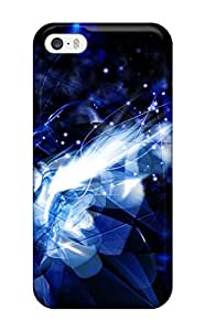 New Style Tpu 5/5s Protective Case Cover/ Iphone Case - Colors Abstract by lolosakes