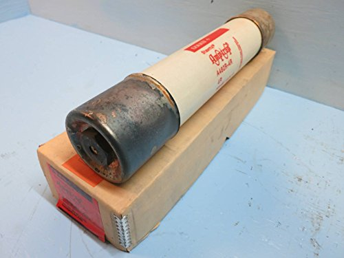 NEW Gould Shawmut Amp-trap A480R-4R 2400/4800 Volts A.C. Current Limiting Fuse
