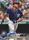2018 Topps Update and Highlights Baseball Series #US269 Francisco Mejia RC Rookie San Diego Padres Official MLB Trading Card