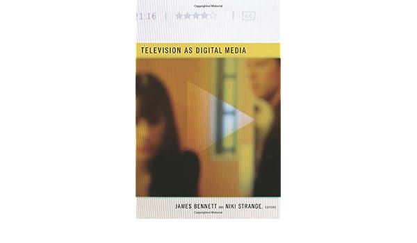 TELEVISION AS DIGITAL MEDIA EPUB