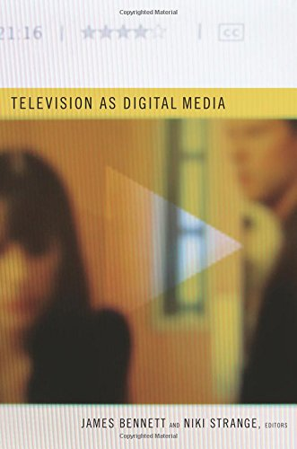 Download Television as Digital Media (Console-ing Passions) pdf epub