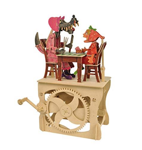 (Clockwork Dreams - Little Red Riding Hood )