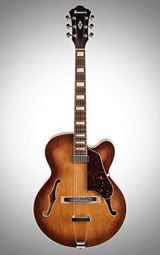 Ibanez Artcore af71 F guitarra de cuerpo hueco eléctrico guitarra ...