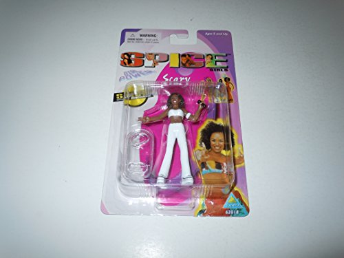 Spice Girls Figure Scary - White - Spice Outfits Scary