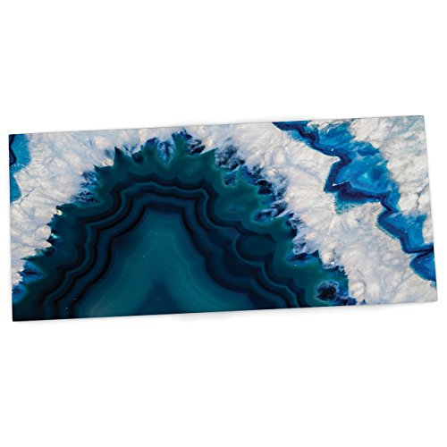 "KESS InHouse KESS Original ""Blue Geode"" Nature Photograph..."