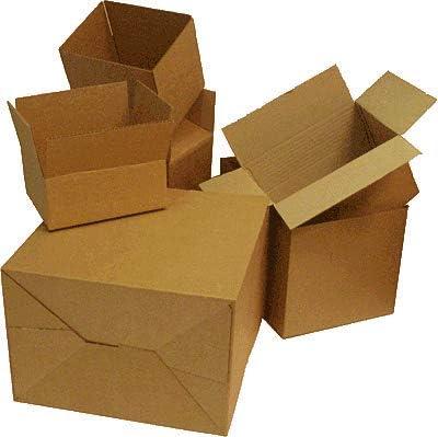 5 Star 345810 - Caja de cartón automontable, 217 x 172 x 110 mm: Amazon.es: Oficina y papelería