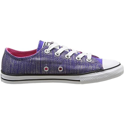 Converse Damen Woman Girl Chuck Taylor All Star 647731C multicolor *** Periwinkle *** Textile Canvas LT