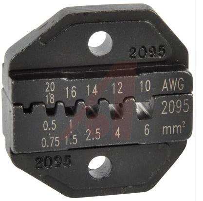 Paladin Tools PA2095 CrimpALL 1300/8000 Series Die For Wire Ferrules -