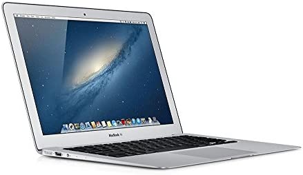 Apple Macbook Air MC968LL/A – 11.6in Notebook Computer – 1.6GHz Intel Core i5, 2GB RAM, 64GB SSD (Renewed)