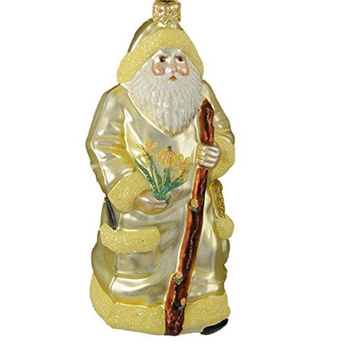Patricia Breen Auttumn Santa for Autumn Christmas Ornament 2000 2096 Milaeger's Collectible Ltd 200 Exclusive