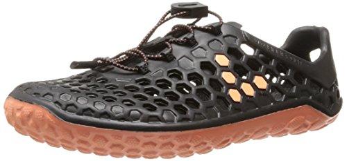 Vivobarefoot Ultra L Black Salmon