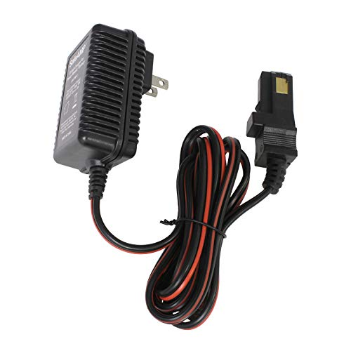 12-Volt Charger for Power Wheels Gray Battery and Orange Top Battery from Unknown
