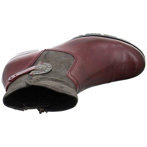 Jana Shoes & Co - 882534535549 - 882534535549 - Color: Rojo - Tamaño: 37.5