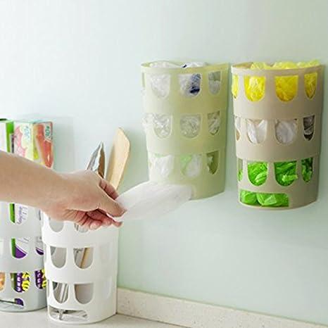 Amazon.com: Dispensador de bolsas de alimentos, bolsa de ...