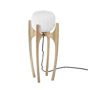 Helga Floor Lamp - Ash