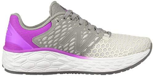 White white purple Blanc Course Chaussures V3 De Foam Vongo Balance Fresh New Femme purple wq17Zx